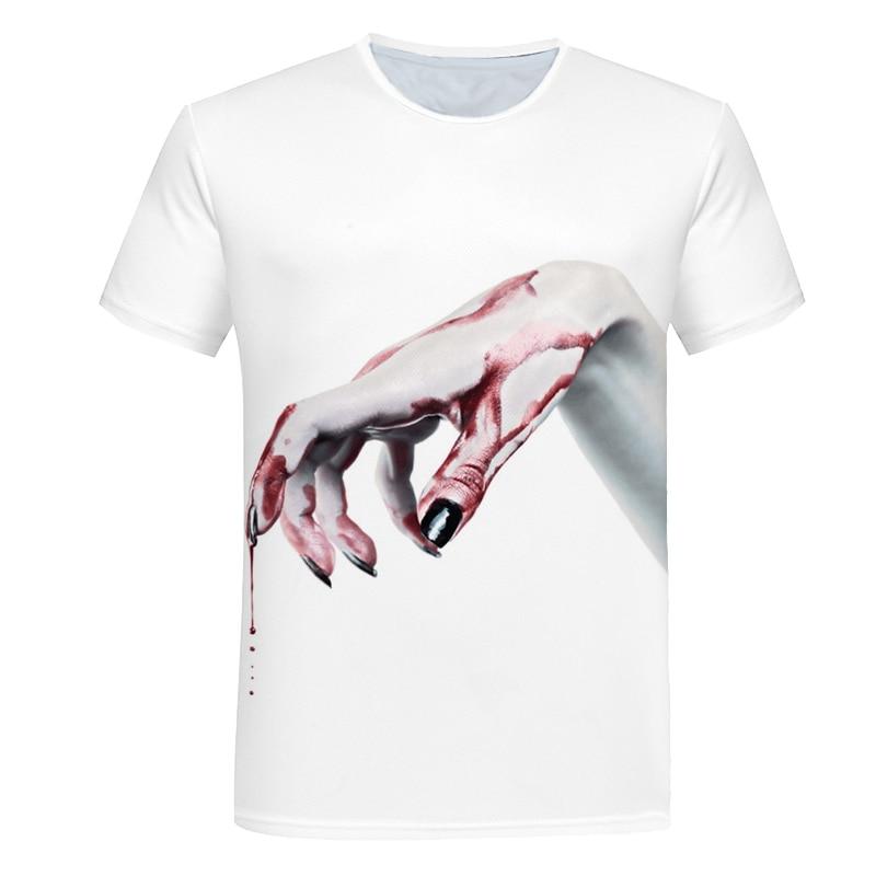 Новейшая футболка Веном с 3D принтом, футболка s для мужчин и женщин, Повседневная футболка с коротким рукавом для фитнеса, футболка Дэдпул, футболки с черепом, топы азиатского размера - Цвет: 748