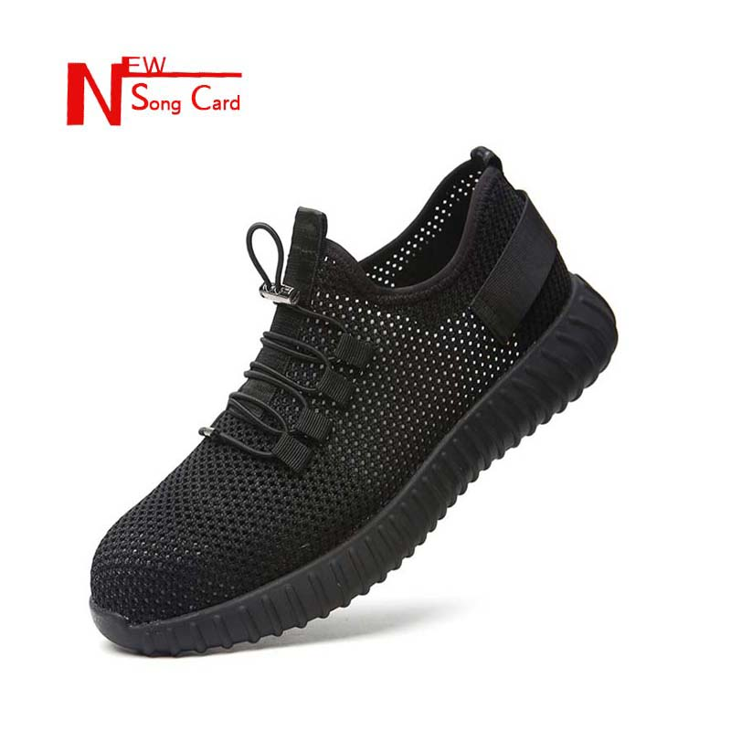 New song card 2019 safety shoes 35-46