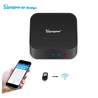 Itead Sonoff RF Bridge Smart Home Wireless Wifi Switch 433Mhz RF Remote Converter To WiFi Remote