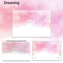 Laptop SKin for Notebook Mi Pro 15.6 Air 12.5 13.3 Decal Laptop Sticker for Funda Xiaomi Air 12 13 Laptop Cover Skin Notebook