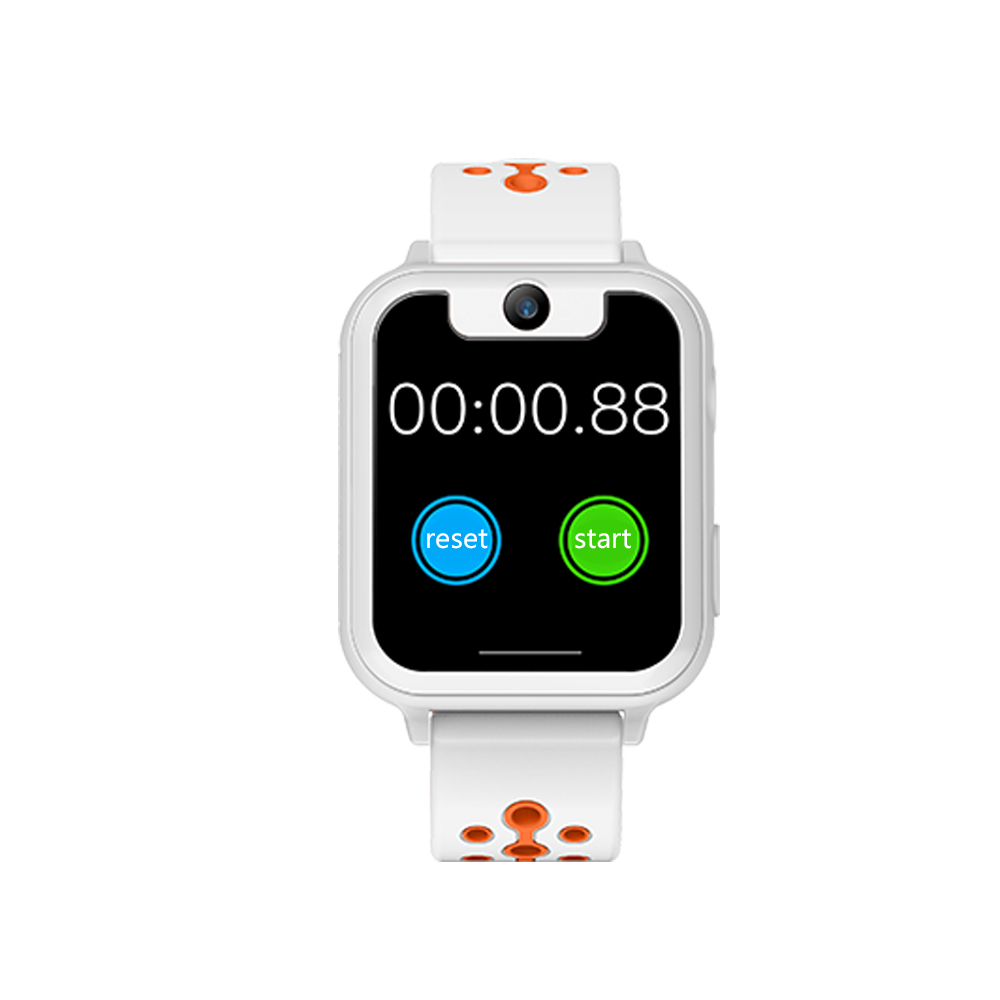 camera with flashlight anti-lost touch screen kids gps watch S6