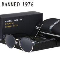 2017 HD Polarized Club Sunglasses Men Women Driving Brand Cool Master UV400 Fashion New Sun Glasses