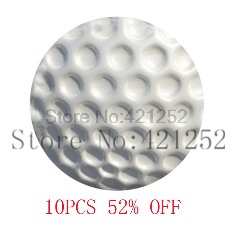 Golf ball Glass Photo Cabochon Necklace keyring bookmark cufflink earring