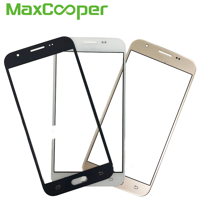 10 PCSLot Top Quality For Samsung Galaxy J3 Prime J5 Prime G570F On5 2016 G570 Front Outer Glass Len Touch Panel Replacement.