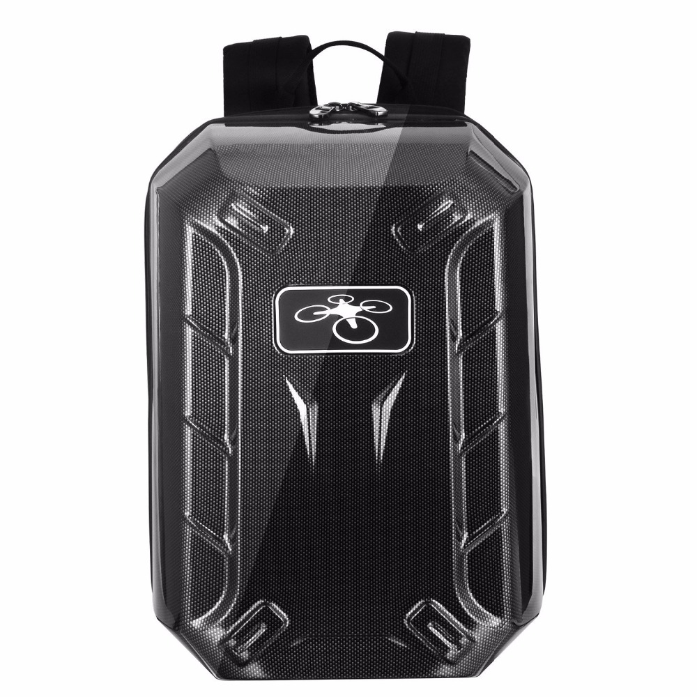 Hardshell Backpack Case Shoulder Bag for DJI Phantom 4/Phantom 4 Pro/Phantom 3 Standard Professional Advanced professional aluminum box handbag carry case for dji phantom 4 pro phantom 4 phantom 3 standard phantom 3 pro