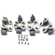 8 x Shower Door Rollers/Runners/Wheels Replacement PartsCY-903AB 23mm