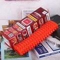 10 pcs Red Pyramid Pan Bakeware Antiaderente Esteira De Cozimento Do Silicone Pads Método Fácil para Assar Forno Bandeja de Folha de Ferramentas de Cozinha cozinhar