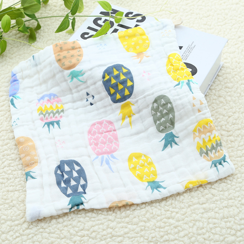 2pcs Pack 30 30cm 100 Cotton Towel Gauzel Washcloth Newborn Baby Stuff Nursing Accessories Boys Girls Towel in Towels from Mother Kids