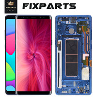 100% Tested For 6.3 SAMSUNG GALAXY Note 8 LCD Note8 Display Touch Screen Digitizer Assembly Replacement For SAMSUNG Note 8 LCD