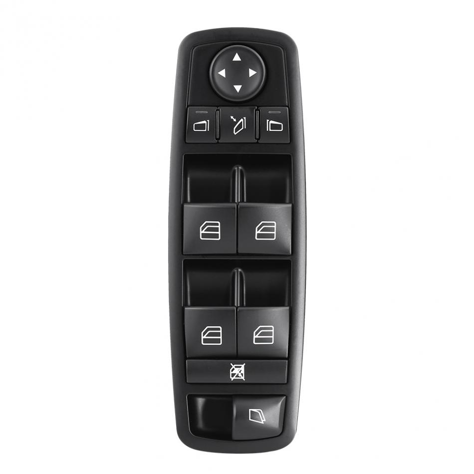 Left Driver Side Electric Power Window Master Switch for Mercedes Benz GL R Class 2518300590