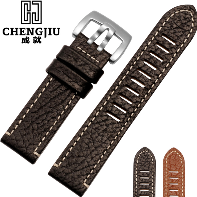 цена на 23mm Men's Watch Band For Luminox 3051 8821 6402 3001 3400 3081 Watches Strap Genuine Leather Watchband For Men Montre Pulseras