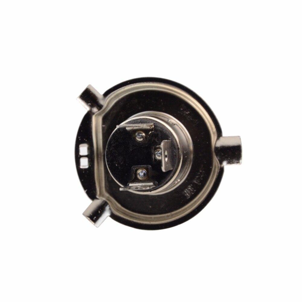 GOOFIT 2PCS H4 Head Light Bulbs 12v 35w 35w for Dirt Bike Motorcycle Scooter Go Kart Atvs J067 014 R