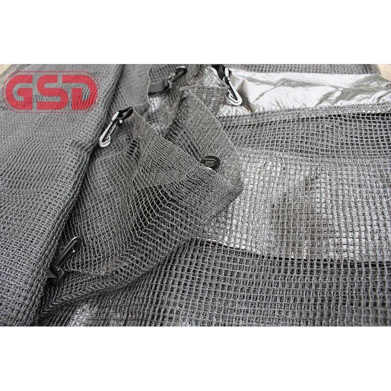 Filets de protection pour Trampoline de remplacement GSD-choisissez la taille (poteaux non inclus)