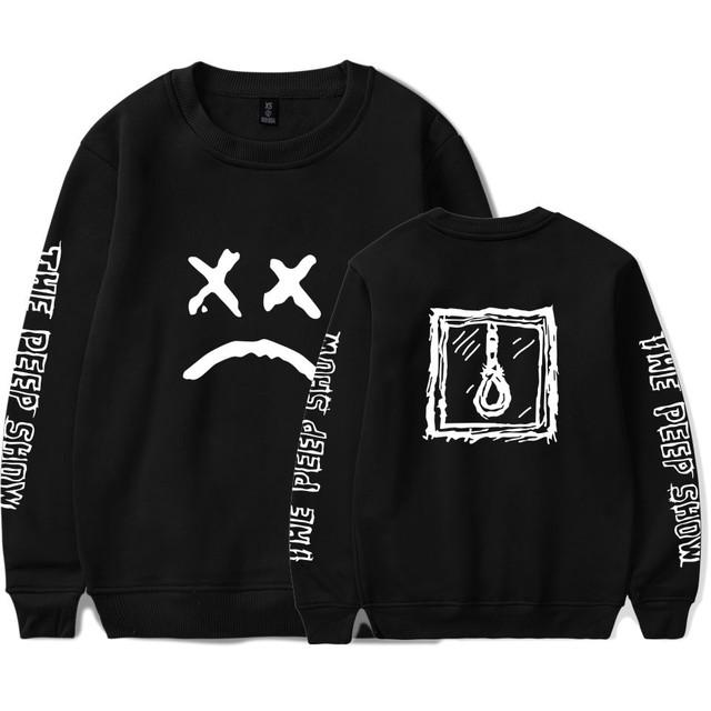 Lil Peep Hoodies Funny Comfortable sweatshirts Fashion Harajuku New European Style no cap  men and women lil peep Hoodie HN003