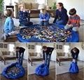 2 Цвета Розовый/Синий Портативный Дети Дети Младенческой Ребенка Большой игрушка Игрушки Играть Мат Ковер