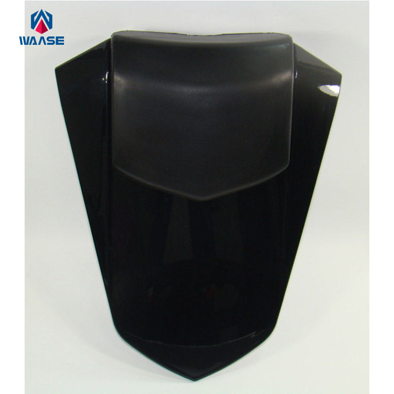 Motorcycle Parts Rear Seat Cover Tail Section Fairing Cowl Black For 2007 2008 Yamaha YZF R1 Motorcycle Accessories