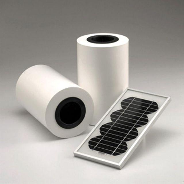 1M x 10M Solar Cell Tedlar Backsheet TPE For Solar Panel Lamination