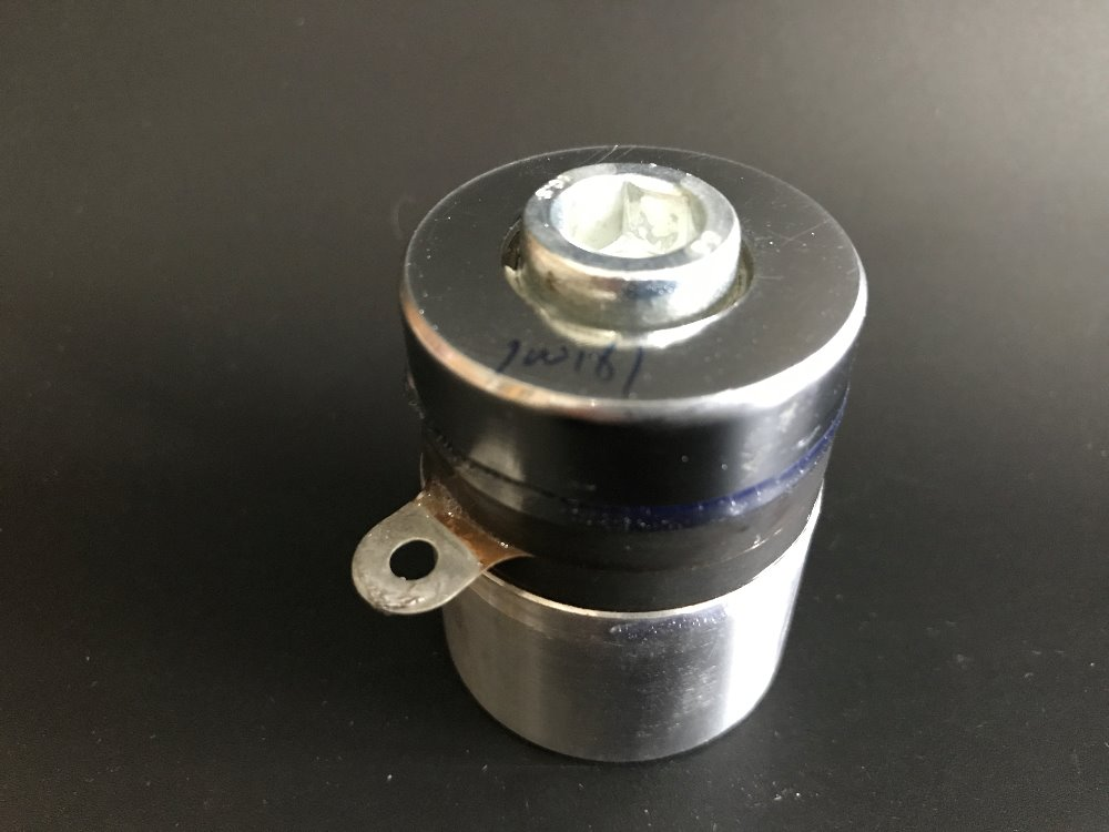 100 кГц/60 Вт высокочастотный преобразователь ультразвуковой очистки для чистого