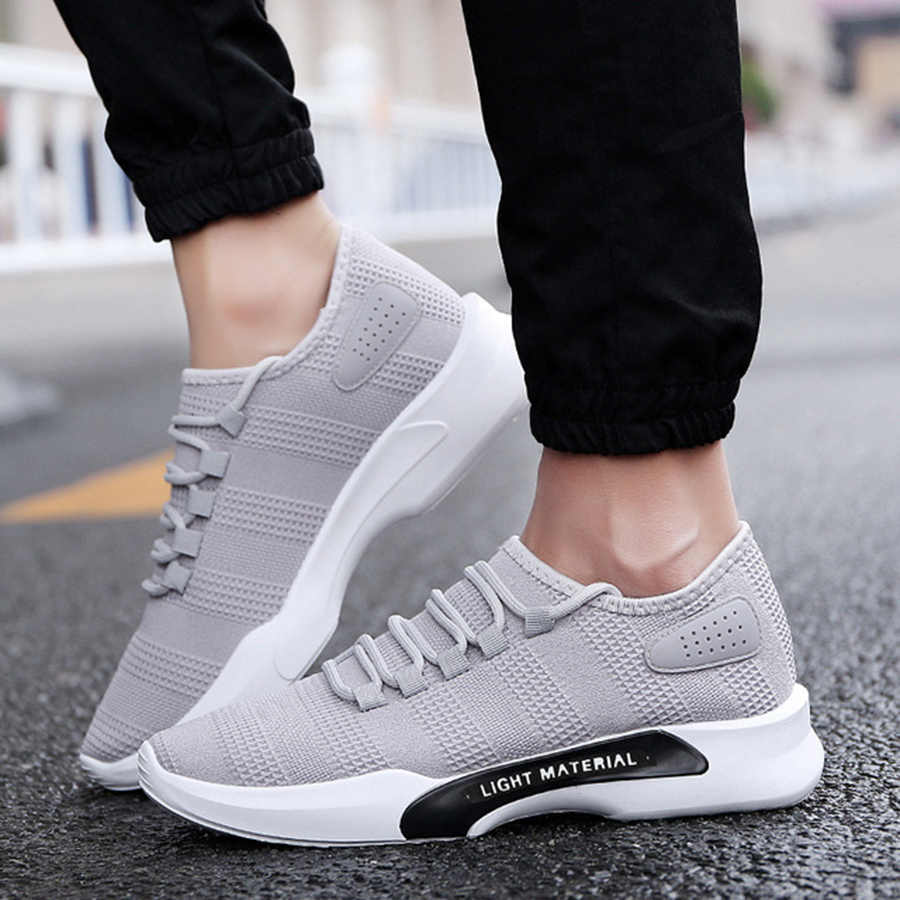 Summer Casual Breathable Men's Shoes