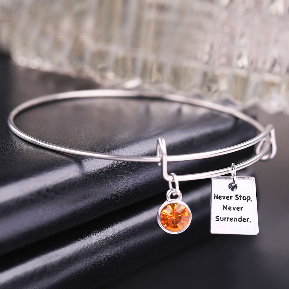 bangle positive charm all need stainless inspirational quotes me i within steel expandable is bracelet and bracelets collections message tagged quote energy stacking word