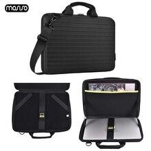 MOSISO Laptop Sleeve Bag 13.3 inch Waterproof Notebook Protective for 13 Macbook Air/Macbook Pro Shoulder Handba