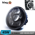 "hlxg 5 3/4 "" Harleys Headlight , 5.75 "" New Harleys-Davids Daymakers LED Headlamp For Softail, Dyna And Sportster Models"