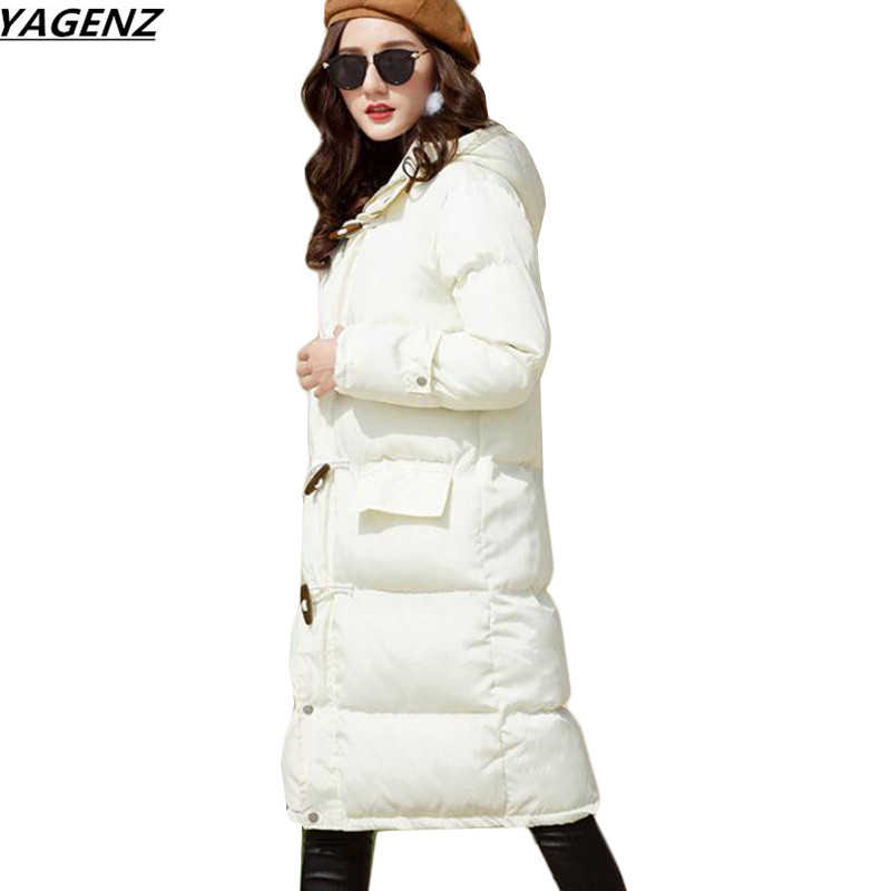 Women Winter Jackets Coats 2017 New Fashion Hooded Outerwear Long Down Cotton Clothing Women Coat Thicke Warm Female Parkas K709 olgitum 2017 women vest jackets new fashion thickening solid casual cotton fashion hooded outerwear