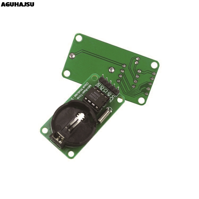 1pcs/lot New Arrival RTC <font><b>DS1302</b></font> Real Time <font><b>Clock</b></font> Module For AVR ARM PIC SMD for Arduino image