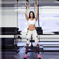 Новая Мода 2016 Женщин Сращивания Леггинсы Спортивной Тренировки Леггинсы Sexy Stretch Push Up Леггинсы Фитнес Плюс Размер Брюки Дискотека