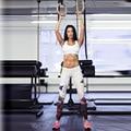 Nueva Moda 2016 Polainas de Las Mujeres de Ropa Deportiva de Entrenamiento de Empalme Leggings Stretch Sexy Push Up Leggins de Fitness Más Tamaño Pantalones Discoteca