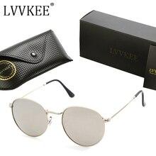 2017 Hot sale Classic brand Female Round Polarized Sunglasses for Small Face Sun glasses Women men
