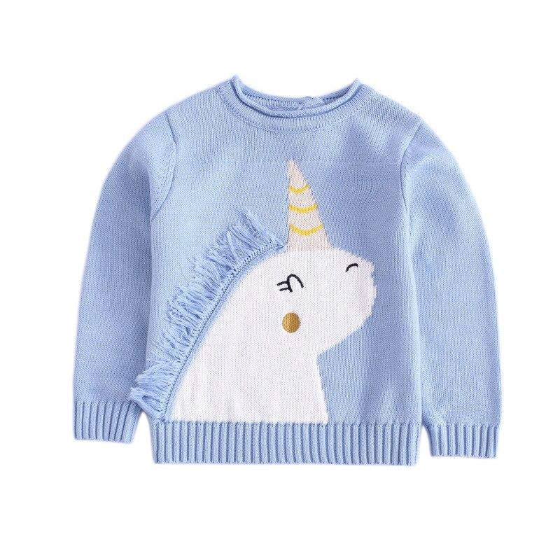 4fa954c5766f Kids Sweaters Boys Sweaters Children Pullover 2018 Autumn Winter ...