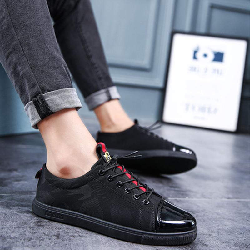 Mens Casual Skateboarding Shoes Outdoors Leisure Sneakers Cool Street Shoes Breathable Walking Shoes Flat Shoes Chaussure HommeMens Casual Skateboarding Shoes Outdoors Leisure Sneakers Cool Street Shoes Breathable Walking Shoes Flat Shoes Chaussure Homme