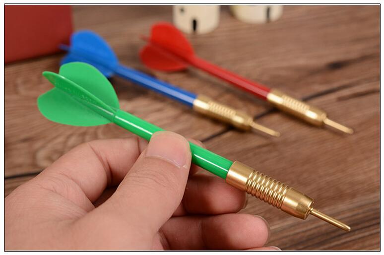 200 STÜCKE Dart form kugelschreiber kugelschreiber kreative neuheit büro schule student schreibwaren versorgung-in Kugelschreiber aus Büro- und Schulmaterial bei  Gruppe 1