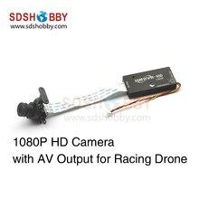 HMDVR-HD 1080P HD DVR Camera AV Output Low Latency for Racing Drone FPV