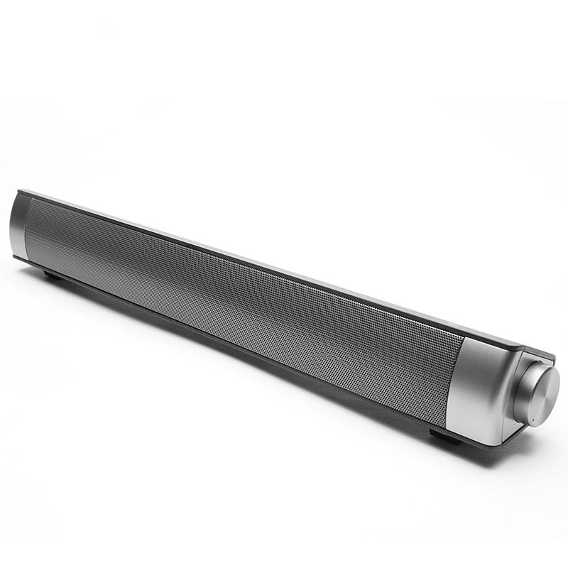 ZAPET Altoparlante del Bluetooth Portatile 10 w Altoparlante Senza Fili Amplificatore HIFI Stereo Sound Bar con Il Mic USB fone de ouvido