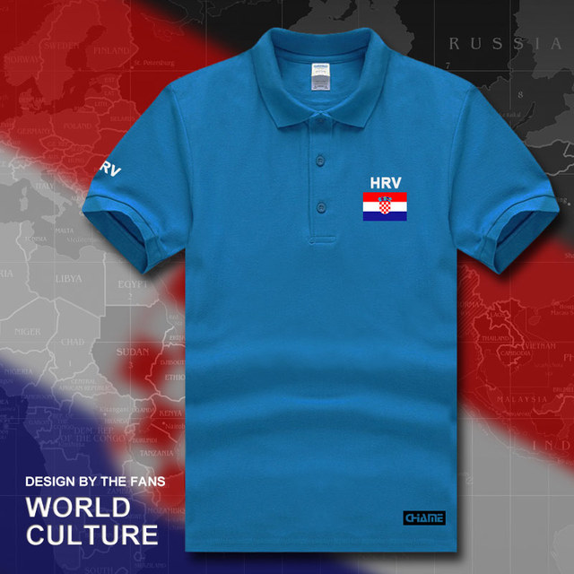 23f1017741bf Croatia Hrvatska Croatian polo shirts men short sleeve white brands printed  for country 2017 cotton nation team flag HRV Croats
