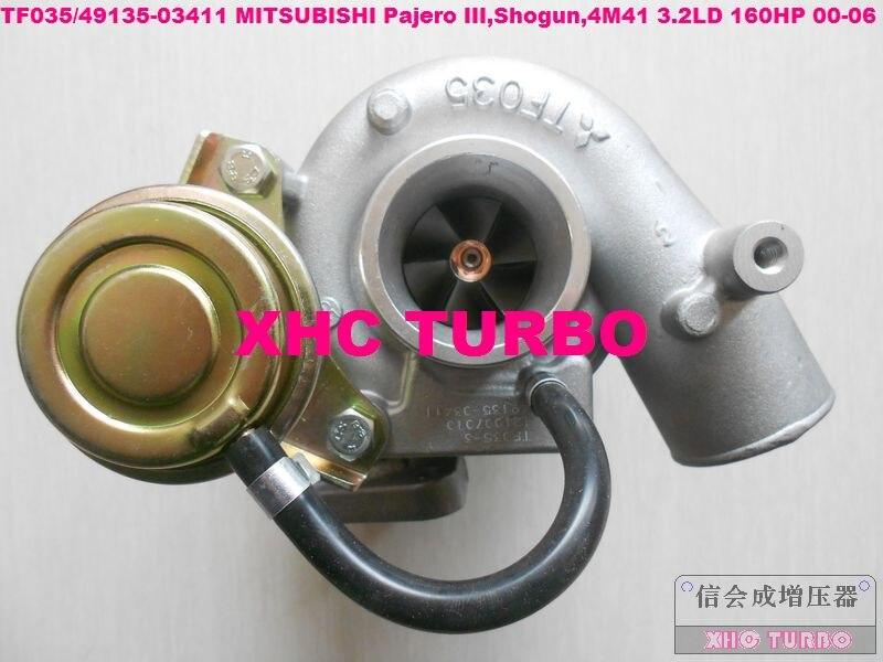 NEW TF03549135-03411 ME191474 Turbocharger turbo for MITSUBISHI Pajero III,Shogun 4M41 3.2LD 160HP 2000-2006
