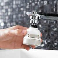 3 modi Küche Edelstahl Wasserhahn Belüfter Druck Splash Filter nützlich küche Hause Dusche Sprinkler Wasser Saver Düse