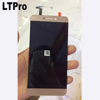 White Gold Tested Working LCD Touch Screen Digitizer Assembly For Letv LeEco Coolpad Cool1 Cool 1