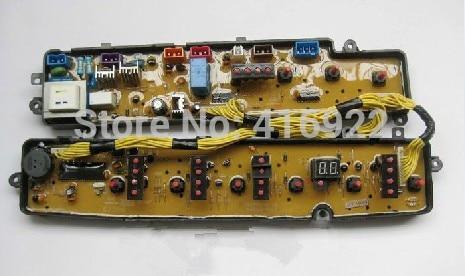 Free shipping 100% tested for for rongshida washing machine board xqb55-801g xqb60-804g motherboard circuit board on sale стоимость