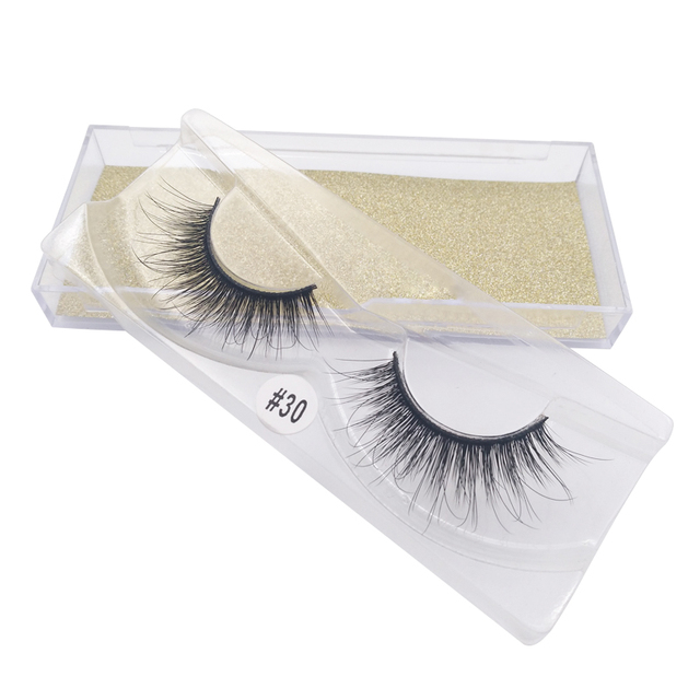 790dfc8e01f 20 boxes Make your own logo custom 3D mink lashes #30 lashes private logo  for