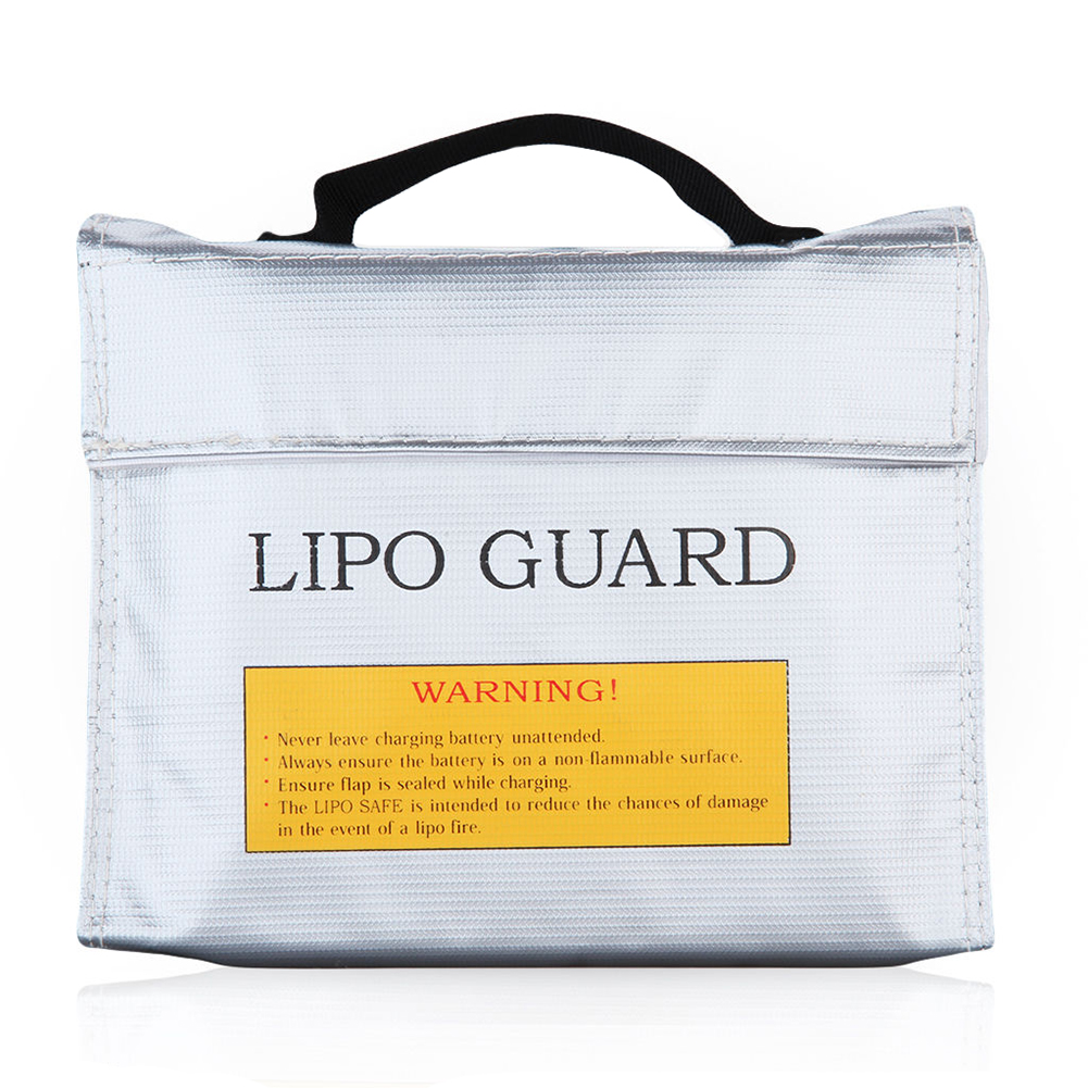 Fireproof RC Battery Lipo Battery Guard Safe Bag Charge Protection Storage Sack