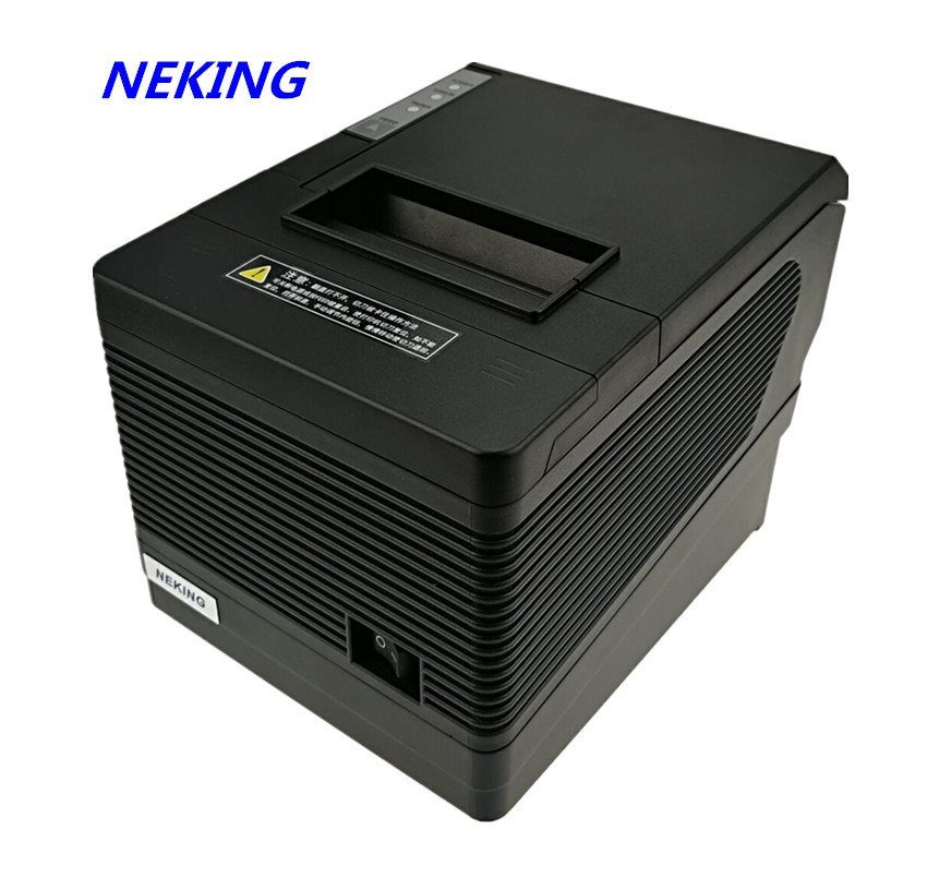 USB Ethernet Serial Three ports are integrated in one printer 80mm thermal POS printer receipt bill