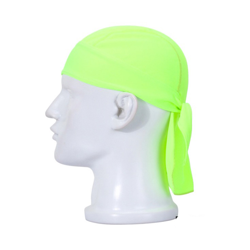 Quick-drying breathable headscarf Outdoor sports equipment riding scarves Sunscreen pirate hat
