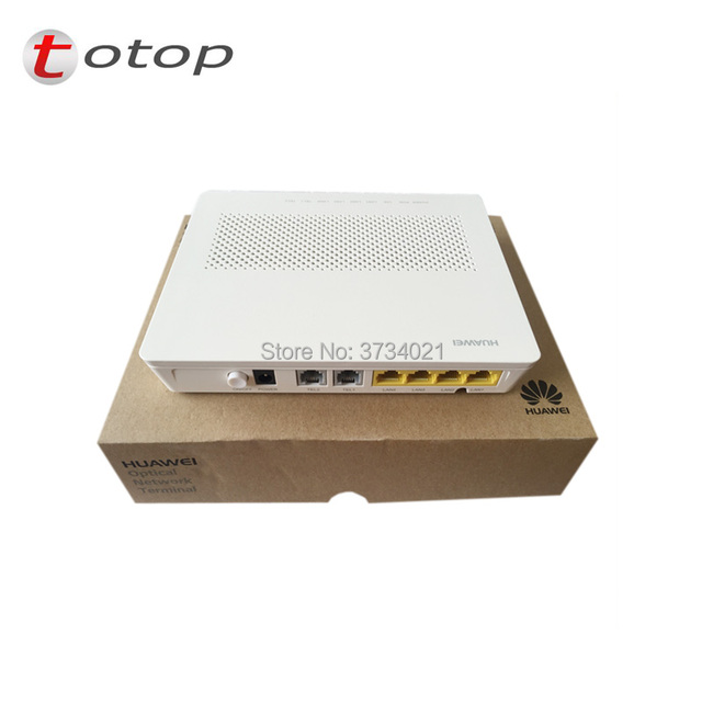 US $47 0 |HuaWei HG8240H GPON ONU ONT 4FE+2TEL SC APC Connector Same  Function As HG8245H HG8247H-in Fiber Optic Equipments from Cellphones &