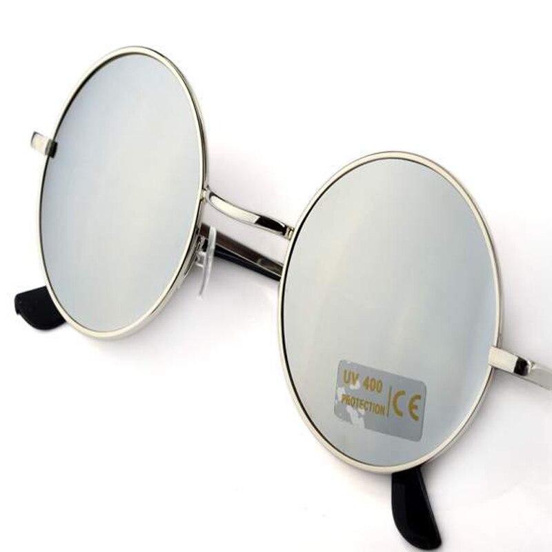 9d8e745dda Vintage gafas de Sol Unisex Hippie Shades Hippy 60 S John Lennon Estilo  gafas de Sol Redondas Moda Mujer Hombre Gafas de Sol en Disfraces fiestas  hombre de ...