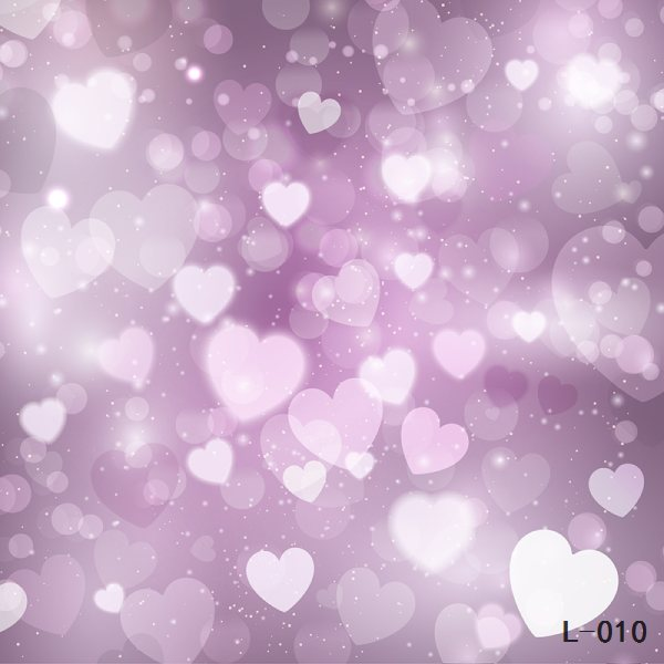 Free shipping Heart Valentine fantasy Backdrops Photography Studio Photo Backgrounds Love romantic Vinyl Backdrops wedding allenjoy photography backdrops valentine s day love colourful heart wedding background for studio photo backdrop vinyl