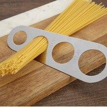 1 шт. из нержавеющей стали спагетти, макароны, лапша, измерительный прибор, кухонный инструмент повара шеф-повара PI 009