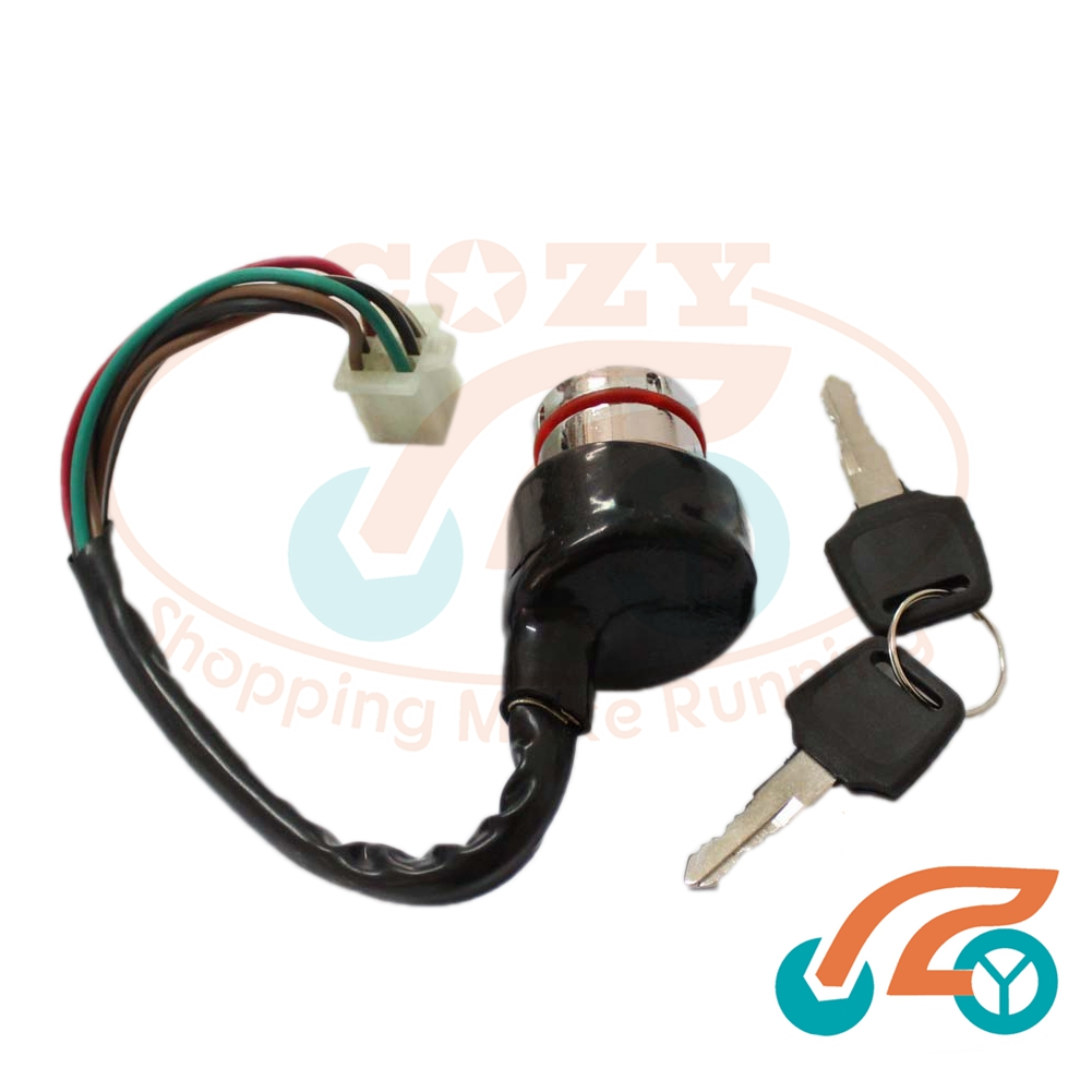 6 wire Ignition Switch Key for Kazuma Falcon 50cc 70cc 90 110 125cc ATV Go  Kart-in Chainsaws from Tools on Aliexpress.com | Alibaba Group